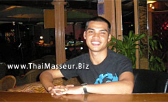 Nick Thai masseur